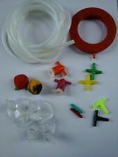 Aquarium Utilities Combo (Air pipe, Air Stone, Connectors etc)