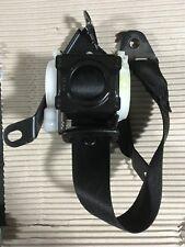 Mercedes W209 CLK O/S/R Right Side Rear Black Seatbelt A2038601885 -9C94