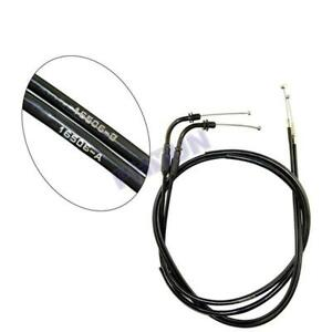43.3inch Motorcycle Throttle Line Cable Wire For Sportster XL883 XL1200 1200 883