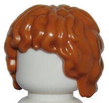 LEGO® Hobbit Bilbo Haare mittelnougat Perücke Frisur für Figur 10048 Hair NEU