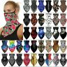 Balaclava Cycling Neck Tube Scarf Snood Biker Face Mask Warmer Bandana Multi use