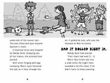 The Secret Games of Maximus Todd: Big Game Jitters by L. M. Nicodemo (2016,...