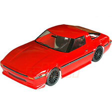 COLT SA22C RX7 160mm Clear Body EP 1:10 RC Cars Touring M-Chassis On Road #M2326