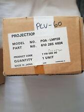 Sanyo Projector Lamp 610 285 4824 POA-LMP38   Original Bulb