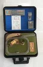 Z Scale Miniature Briefcase: The Very Little Big Configurable Train Layout