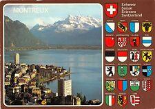 B31664 Montereux lac Leman et les Dents du Midi   switzerland