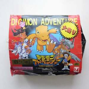 Yutaka Digimon Adventure Ooatari Type 3 Set of 37 Clear Figures w/Box WarGreymon