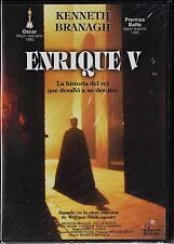 Kenneth Branagh: ENRIQUE V con Emma Thompson. AGOTADO en todo formato.