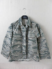 NEU- F03 US Air Force Feldjacke 8R Digital Tiger Stripe coat woman's utility ACU