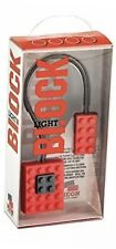 Block Light - Neon Red Brand New BestSeller Gift FREE UK Delivery New