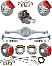 NEW SUSPENSION & WILWOOD BRAKE SET,CURRIE REAR END,POSI-TRAC GEAR,BOOSTER,646612