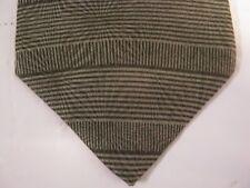 57 x 3.75 Green Black SILK Tie Necktie BILL BLASS NEO 13211 FREE US SHIP