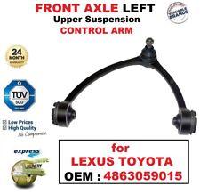 FRONT AXLE LEFT Upper SUSPENSION CONTROL ARM for LEXUS TOYOTA OEM : 4863059015