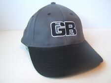The GB Line Hat Black Gray Snapback Baseball Cap