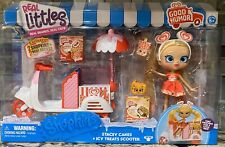 Shopkins Real Littles Stacey Cakes + ICY Treats Scooter Frozen Brands Mini