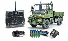 Carson 1 12 MB Unimog U300 militar 2 4 GHz 100 RTR 500407174