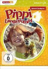 ASTRID LINDGREN - PIPPI LANGSTRUMPF  (SPIELFILM)  DVD  KINDERFILM  NEU