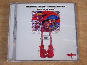 The Staple Singers/Let's Do It Again/2001 Charly Original Soundtrack CD Album