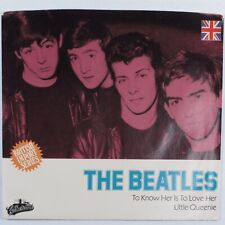 Rock 45 BEATLES Little Queenie COLLECTABLES VG++ picture sleeve