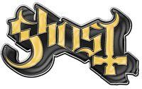 GHOST METALL PIN # 1 MELIORA LOGO ANSTECKER BADGE BUTTON