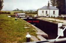 PHOTO  MARSWORTH BUCKINGHAMSHIRE LOCK NO 39 ON THE GRAND UNION CANAL IN 1984 THE