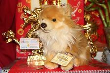Webkinz Signature Pomeranian.Comes With Sealed/Unused Code-Sold Out-Nice Gift