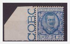 REGNO 1926 - FLOREALE   Lire 1,25   NUOVO **  LUSSO