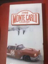 1998 Monte Carlo Challenge VHS 50s & 60s cars driven against stunning backdrops