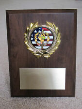 Retirement/Employee/Appreciation Award Plaque 6x8 Trophy FREE custom engraving