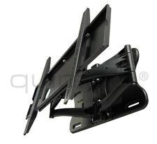 TV-Wandhalterung, quipma 811, schwenkbar, schwarz, 37-80 Zoll, bis VESA700, 75kg