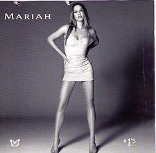 CD 18T DONT 6T BONUS MARIAH CAREY # 1's BEST OF 1998