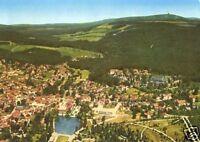 AK, Braunlage Oberharz, Luftbild mit Blick zum Wurmberg
