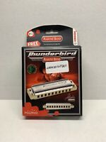 M2011BXL-A Germany Key of A NEW HOHNER Marine Band THUNDERBIRD Harmonica