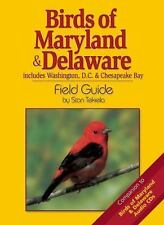 Birds of Maryland & Delaware Field Guide (Paperback or Softback)