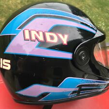 Vintage Polaris Indy Bell helmet