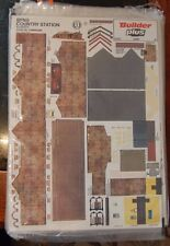 Builder Plus BPN8 Country Station Bahnhof Gare De Campagne 1970's NOS N Scale