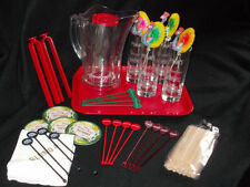 Collectable Stirrers Glasses