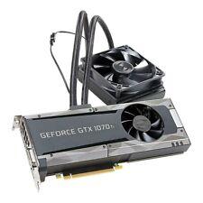 EVGA GeForce GTX 1070 Ti FTW 2GAMING, 08G-P4-5678-KR, 8GB, Hybrid Cooler