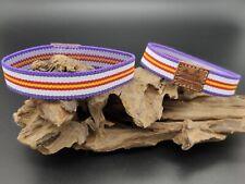 Pulsera REAL MADRID bandera ELASTICA 18cm pulseras cordon elástico fubol