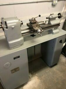 SCHAUBLIN 102-80 Lathe with Tooling