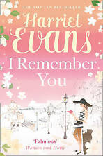"I Remember You Harriet Evans ""AS NEW"" Book"