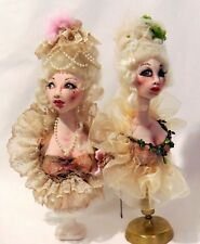 """*NEW* CLOTH ART DOLL (PAPER) PATTERN """"MARIE ANTOINETTE"""" BY SHARON MITCHELL"""