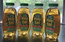 (4) Pine-Sol Multi-Surface Cleaner Kills 99.9% of Germs Original D