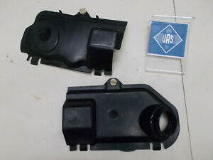 88 BMW e28 528E INNER HEAD LIGHT head lamps cover covering Set 1917965 E28101