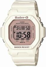 CASIO Baby-G Shell Pink Colors BG-5606-7BJF Women's FROM JAPAN NEW w/Tracking