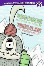 Tres Garras el Monstruo de la Montaña /Three Claws the Mountain Monste-ExLibrary
