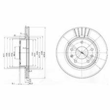 Bremsscheibe (2 Stück) - Delphi BG3702