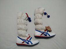 ASICS Onitsuka Tiger Snow Heaven White Snow Winter Women Boots , size us 8.5