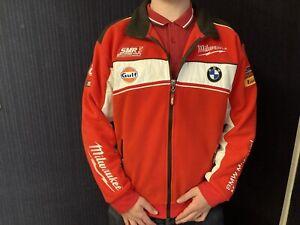 Milwaukee BMW Motorrad Fleece Jacket (Official Merchandise) Size XL