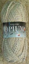 King Cole Opium 100gm Balls 7 Colours 241 Stone